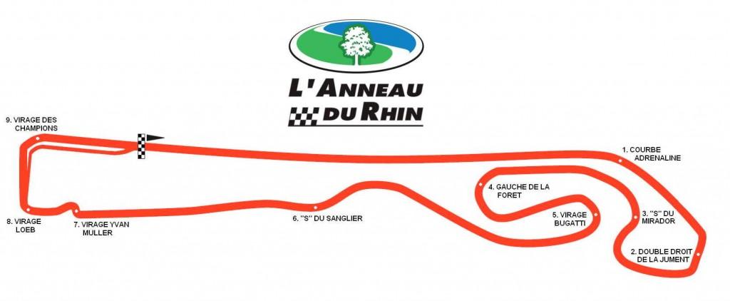 Anneau du Rhin 2013 TRACE Couleur